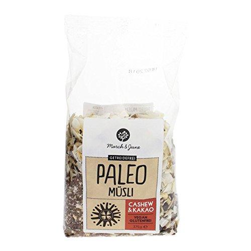 Bio Superfood Müsli Cashew & Kakao