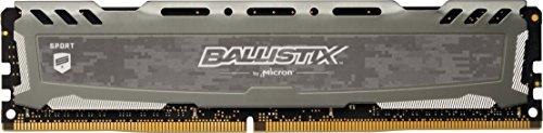 Ballistix Sport LT BLS8G4D26BFSBK - Memoria RAM 8GB