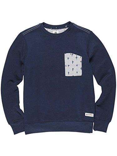 Herren Sweater Element Coleson Crew Sweater eclipse navy