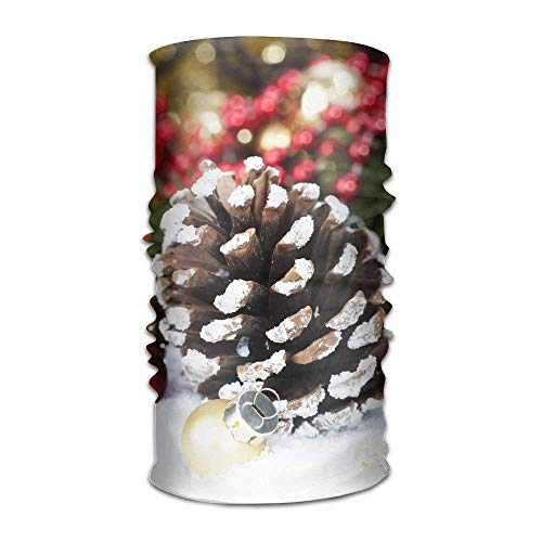 BigHappyShop Beautiful Pine Cone Fashionable Outdoor Hundred Change Headscarf Original Multifunctional Headwear (Bed Head Edge)