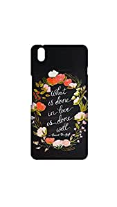 In Love Designer Mobile Case/Cover For One Plus X