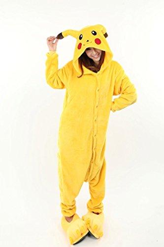 Pikachu Onesie Pyjama - 3
