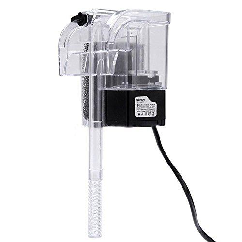 Generic 3W 120L/H Flow rauscharmes Externe PC Sauerstoff Pumpe Wasserfall Filter Aquarium Fisch Schildkröte Tank Air Tube Fisch -