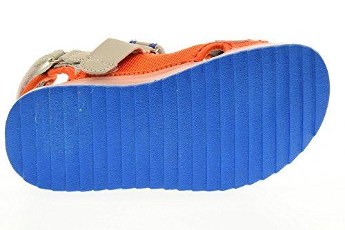 SUPERJUMP COLLEZIONE AMERICA bébé chaussures sandales SJ2972 MARTIN ARANCIO Arancio