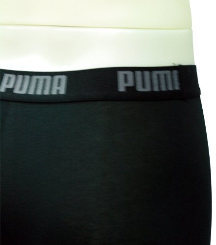 Puma - Boxer Basic Shorts 4er Pack - Black Black