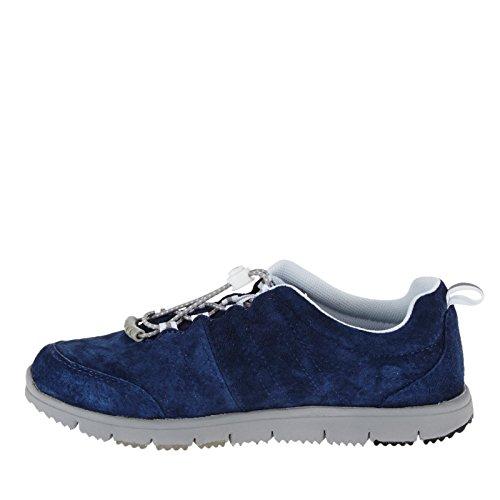Propet Travel Walker Daim Chaussure de Marche Indigo