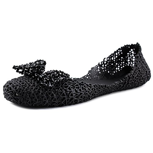 Steve Madden Coraaa Synthétique Chaussure Plate Black