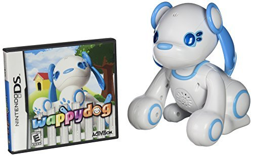WAPPY DOG FOR NINTENDO DS by Activision