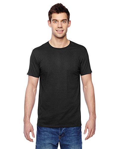 Fruit of the Loom Valueweight tee Nero
