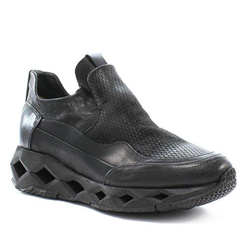 A.S.98 Sneakers Wake 763107-201 Black Airstep as98 Black