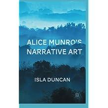 Alice Munro's Narrative Art