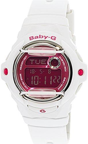 G-Shock Uhr Baby-G - Weiß / Pink (G-shock Baby-g Damen)