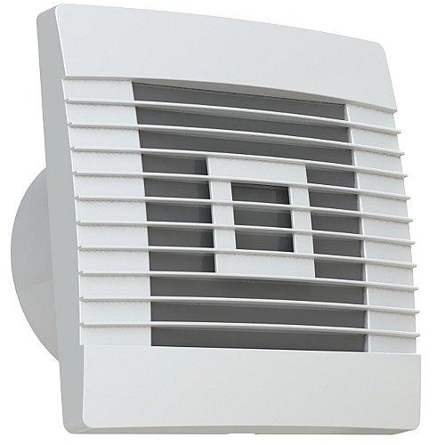 Lüfter Badlüfter Ventilator mit Nachlaufrelais und Bewegungsmelder  Ø 100, 120, 150 mm Prestige (Ø 120)
