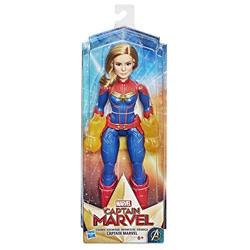 Figurine Marvel Avengers Captain Marvel - 29 cm - Jouet Captain Marvel