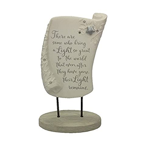 Enesco Foundations Bereavement Plaque by Enesco