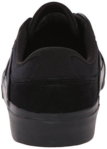 DC Mens Mikey Taylor Vulc Mikey Taylor Signature Skate Shoe, Burgundy, 10 M US Black