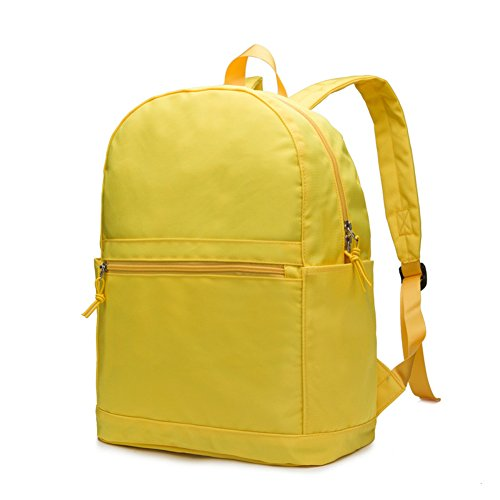 Semplice zaino/borsa per uomini e donne/Zaino stile College/Borsa da viaggio-B B