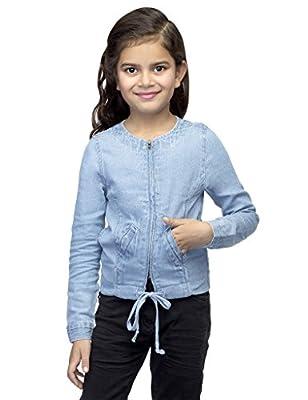 Oxolloxo Girls Denim Jacket
