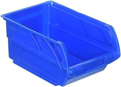 Stanley Caja organizadora Abierta, Espacio para Guardar Cosas de 2 litros, Azul, 10,8 x 16,5 x 7,5 cm 056200-015