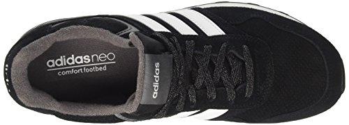 Scarpe Da Running Adidas Mens Runeo 10k Multicolore (nucleo Nero / Ftwr Bianco / Grigio Cinque F17)