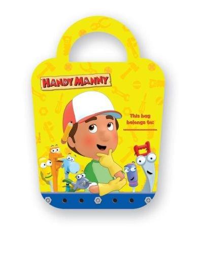 Handy Manny Partytaschen