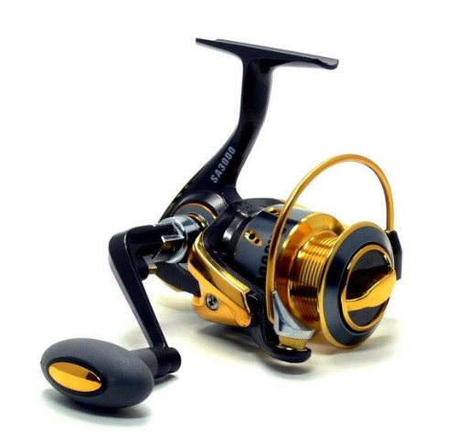 Yoshikawa SA3000 10+1 Ball Bearings Aluminum Spool Saltwater Spinning Reel FR224