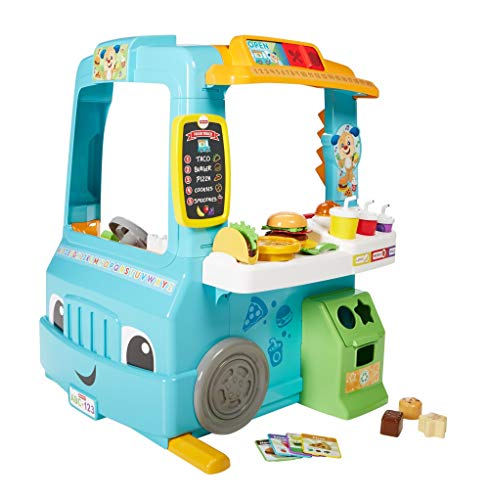 Fisher-Price Jouet, FXT91, Multicolore