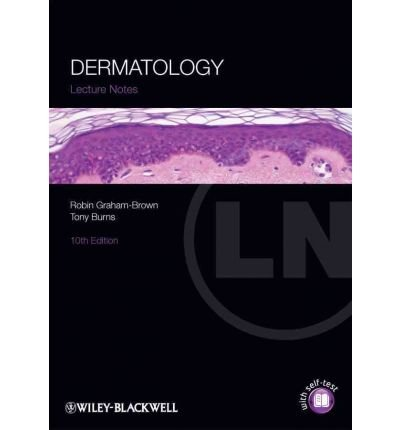 [(Lecture Notes: Dermatology)] [Author: Robin Graham-Brown] published on (May, 2011)