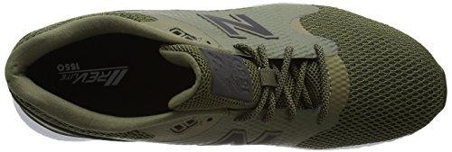 New Balance Ml1550cc, Sneakers basses homme Marron (Khaki)