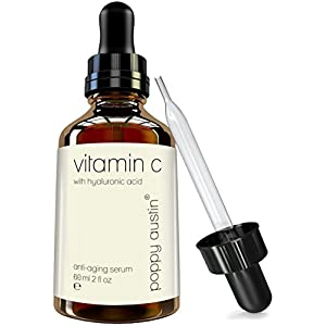 Siero Vitamina C per il Viso - DOPPIE DIMENSIONI 60 ml - Vegano, Senza Crudeltà, Biologico & Naturale Vitamina C - con… 7 spesavip
