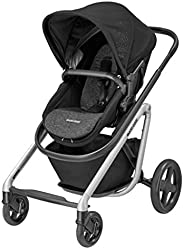 Maxi-Cosi Lila Stroller, 0-48 Months, Nomad Black, Piece of 1
