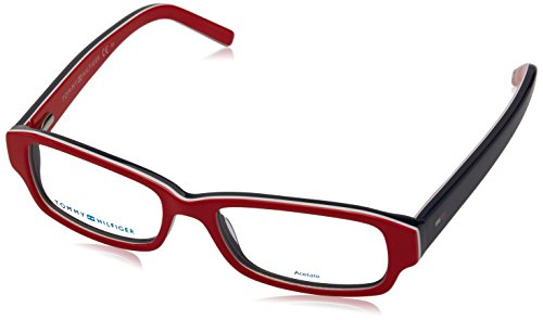 Tommy-Hilfiger-TH-1145-KIDS-Geomtrico-acetato-nios-RED-BLUE4XH-4715125