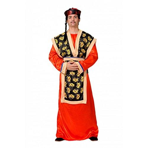 Imagen de disfraces fcr  disfraz maestro chino talla 52
