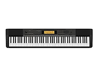 Casio CDP-230RBkC5 Digital Piano with 88 Weighted Touch Response Keys - Black (B00IS3MFB8) | Amazon price tracker / tracking, Amazon price history charts, Amazon price watches, Amazon price drop alerts