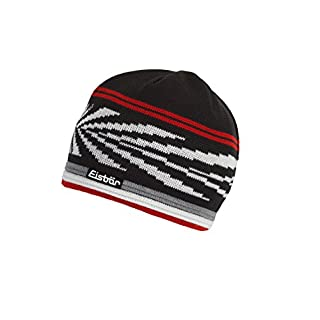 Polar Bear with Hat Beanie, Unisex, Lino MÜ, Black(ardea/White/Graumele/Schwarz),One Size