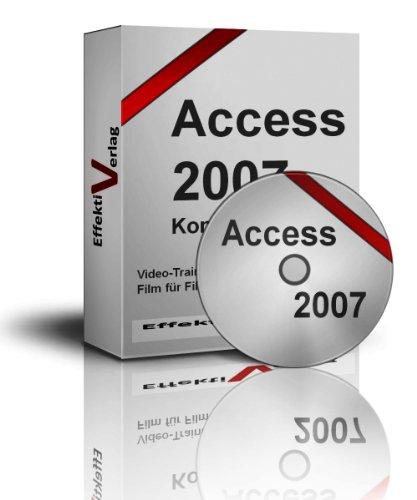 Access 2007 Kompakt, Microsoft Office, Videotraining