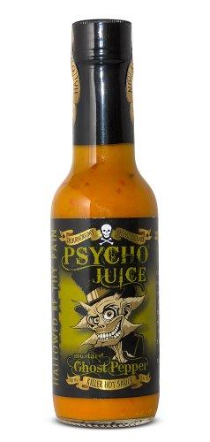 Psycho Juice Mostaza pimienta del fantasma