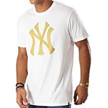 47 Brand MLB New York Yankees Hombre Beige.   31df992698e