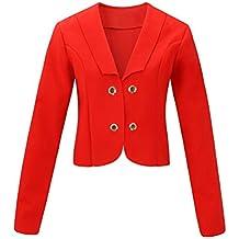 Suchergebnis auf für: Bolero feinstrick rot