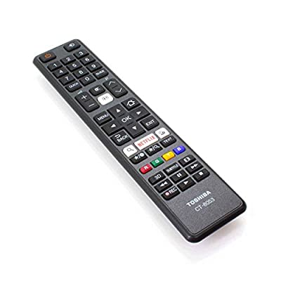 "Toshiba Remote Control for 65X9763DB 65"" Ultra HD OLED TV"