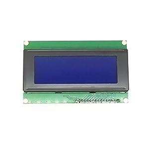 WINGONEER IIC/I2C/TWI Serial 2004 20x4 LCD Module Shield Blue Blacklight for Arduino UNO MEGA R3