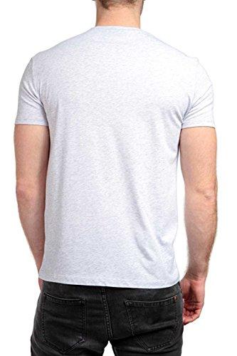 Karl Lagerfeld Herren T-Shirt Model: 5C270S 92052 832 Grau Hellgrau
