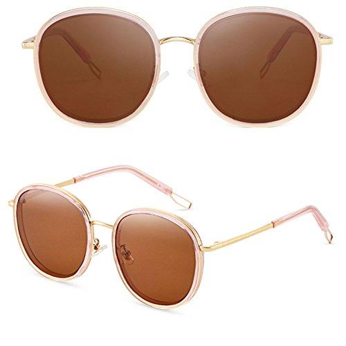 TD Sonnenbrille, polarisiert, koreanische Brille, dünn, 4 Stück