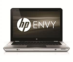 "HP ENVY 14-1111ef Ordinateur Portable 14,5"" LED Core i5 500 Go RAM 4 Go Windows 7 Premium Aluminium brossé"