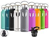 Best Bouteilles BPA eau libre - Super Sparrow en acier inoxydable Isolation sous vide Review