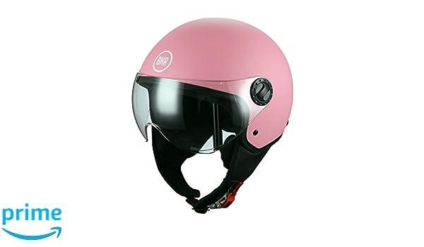 BHR 10386/Helm Demi-Jet Pink matt 54/cm XS