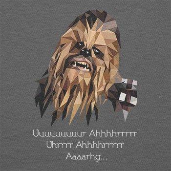 TEXLAB - Poly Chewie - Herren T-Shirt Grau