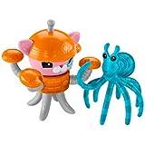 Die Oktonauten - Figuren Set Professor Tintling & Mimik Oktopus