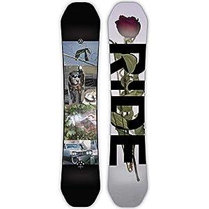 Ride Herren Freestyle Snowboard Kink 155 2019