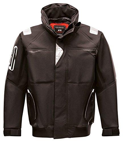 Marinepool Herren Segeljacke Speed II Black M